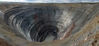 MIRNY, en Siberia
